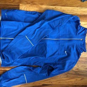 Jackets & Blazers - Nike athletic jacket